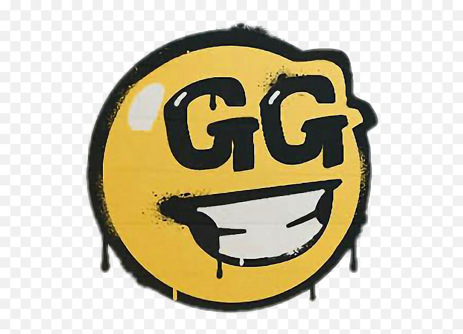 Fortnite Gg Easy Sticker - Gg Smiley Emoji,Fortnite Stickers Png Emoticon