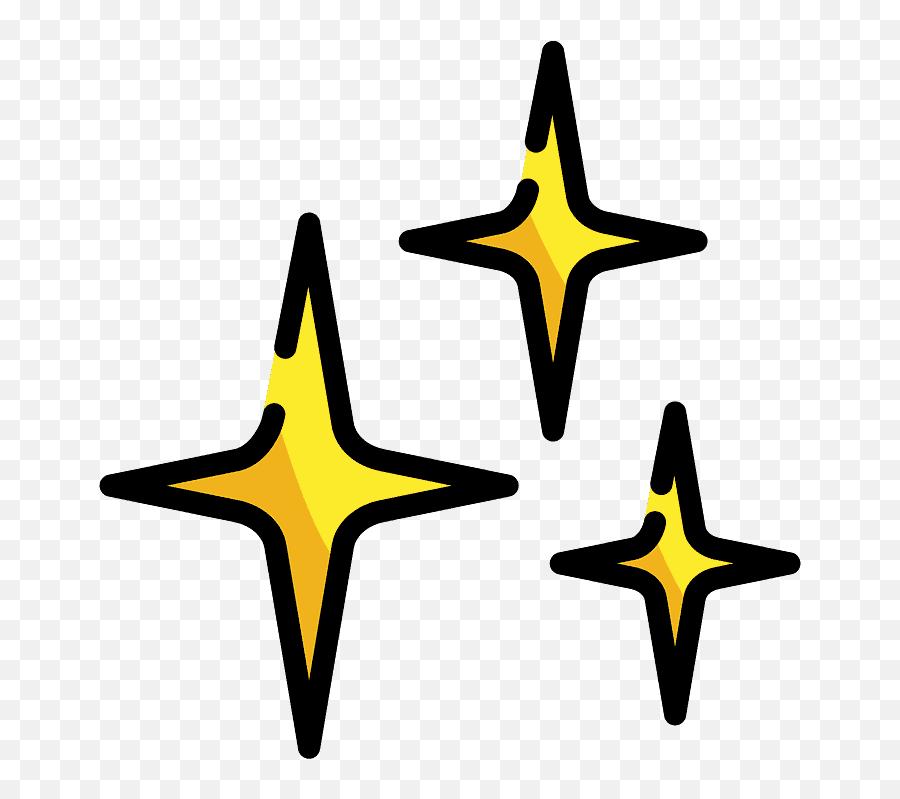 Sparkles Emoji,Sparkle Emoji