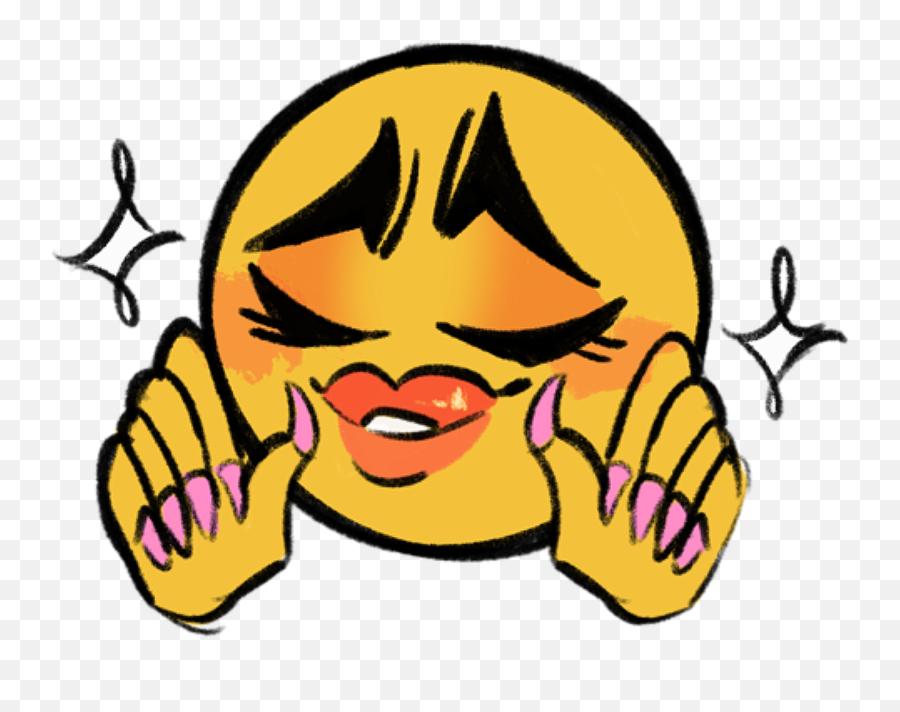 Pin - Pastelpaperplanes Cursed Emojis,Cursing Emoji