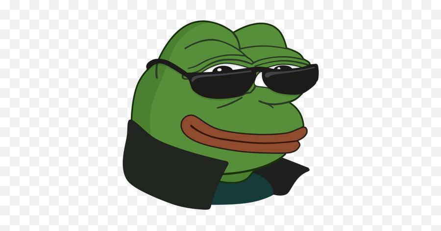 Coolpepe - Ez Twitch Emote Png Emoji,Pepe Emoji