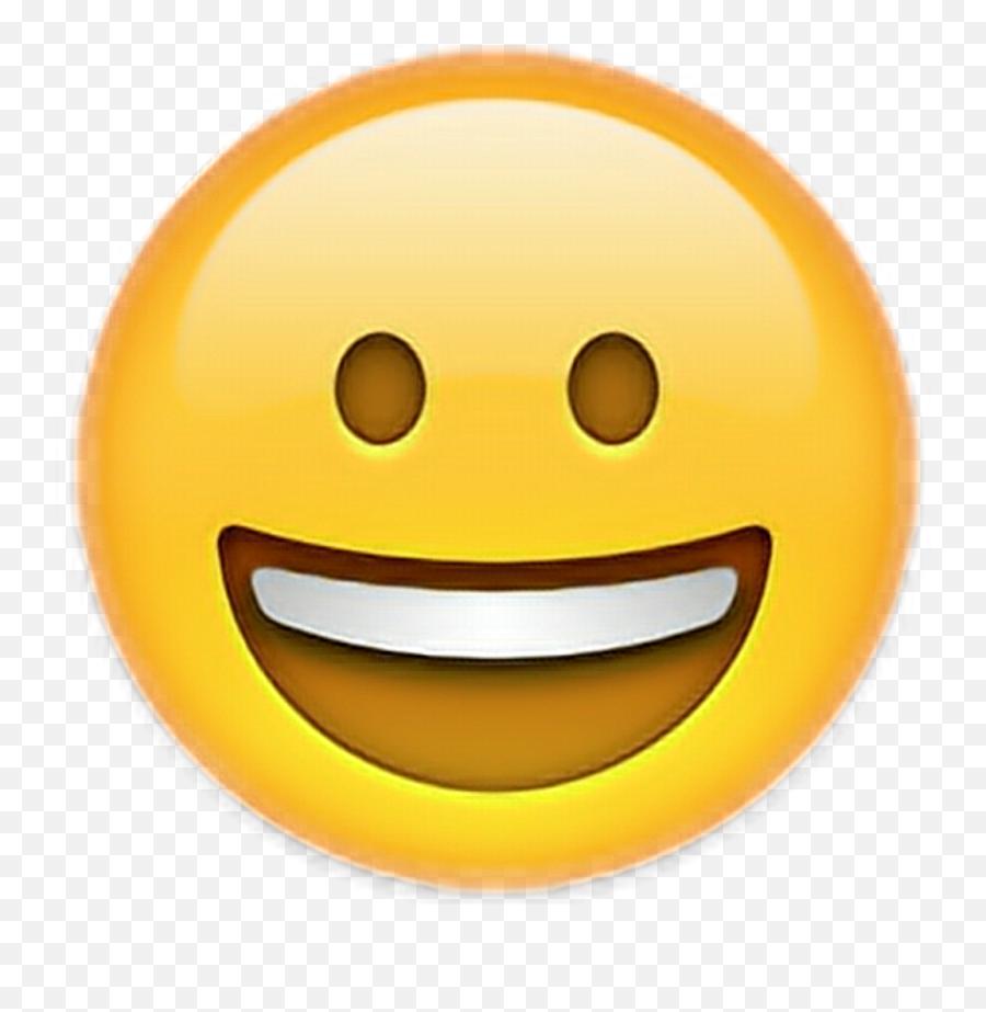 Download Emoji Emojis Emoticonos - Smiley Face Emoji,Happy Face Emoji
