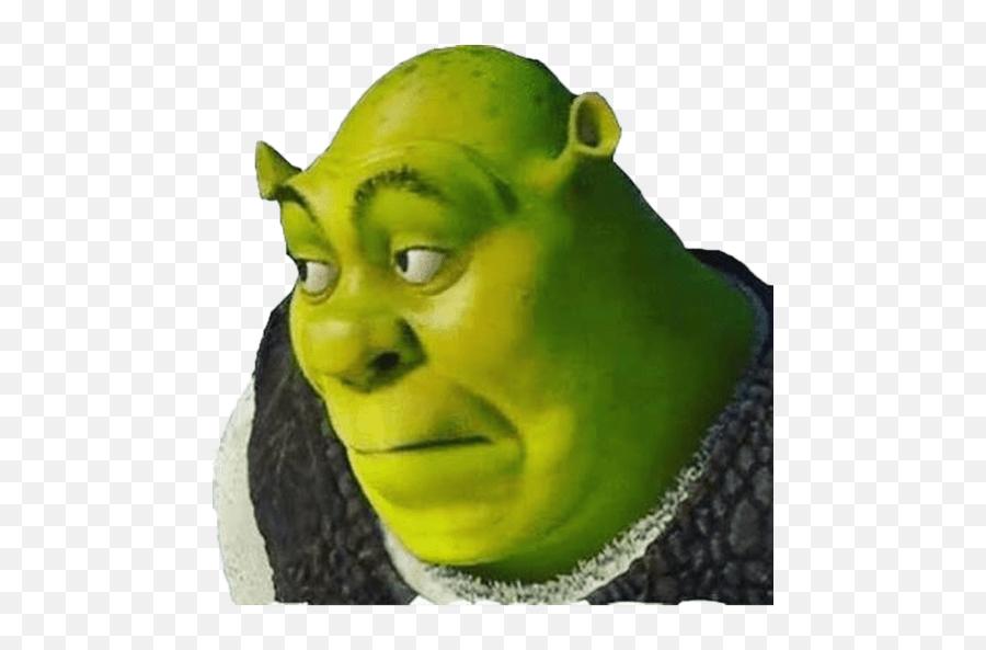 Shrek - Meme Shrek Emoji,Shrek Emoji