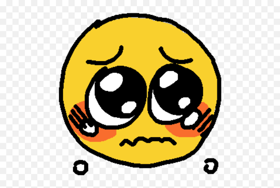 Discord Emojis List Discord Street - Cute Cursed Emoji Ring,B Emoji