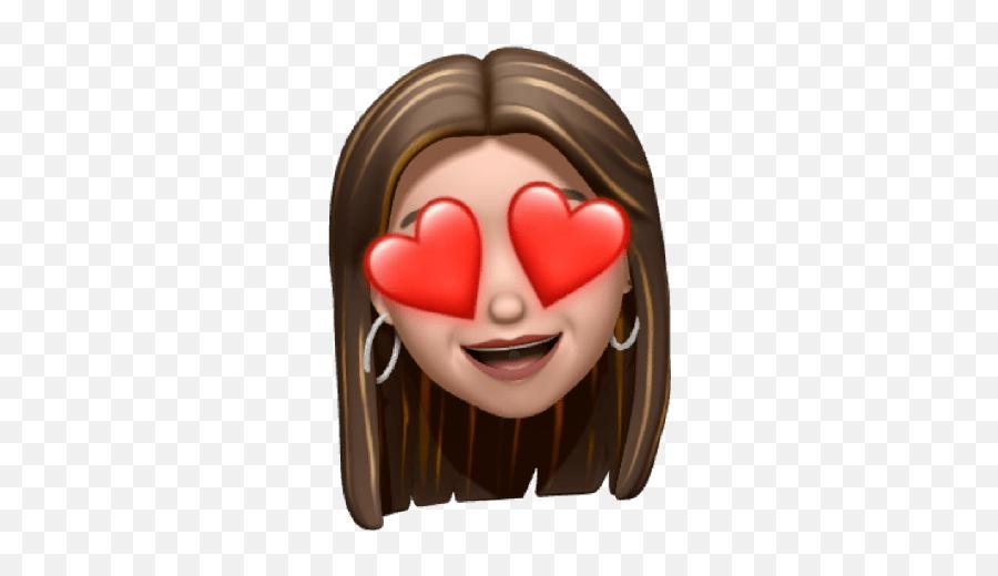 Memoji - Memoji Girl,M Emoji